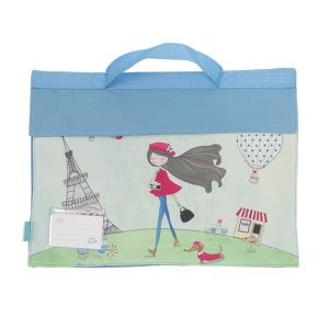 Spencil Kids Library Bag