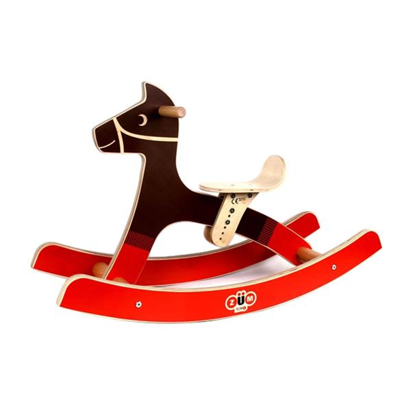ZUM Timber Rocking Horse