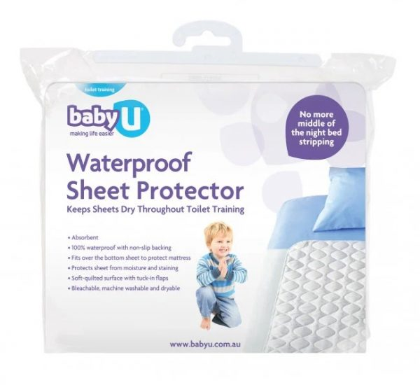 Waterproof Sheet Protector 3